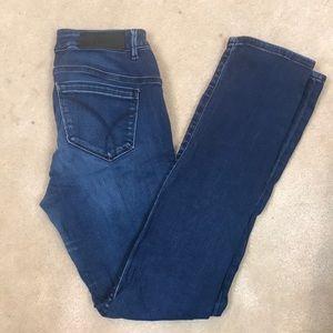 Calvin Klein Curvy Straight Cut Jeans